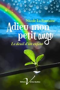 Couverture du livre Adieu mon petit ange