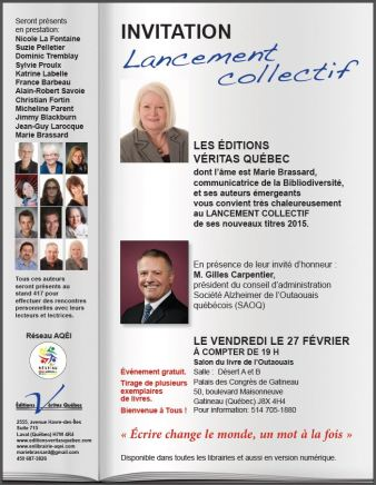 Invitation 27 Février 2015