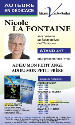 SLO 2015 Nicole la Fontaine