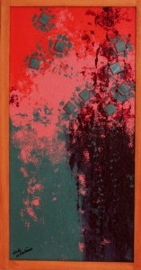 tuile turquoise